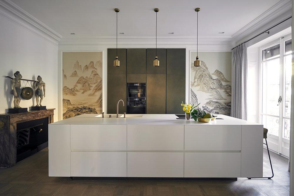 Bert Frank project - Private Residence, Geneva