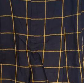 Gunma, Pantalon en coton et lin