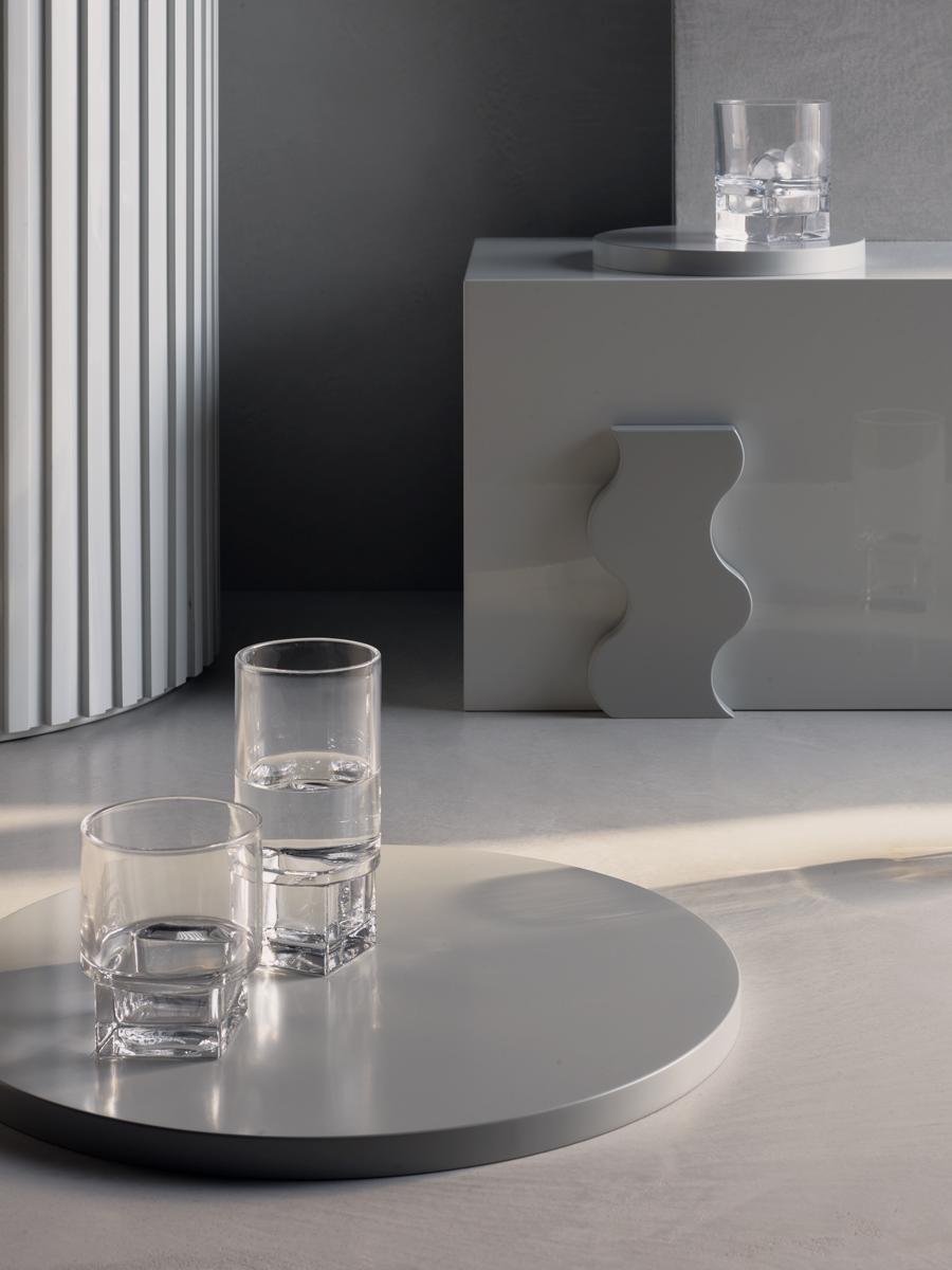 Rubell Glassware