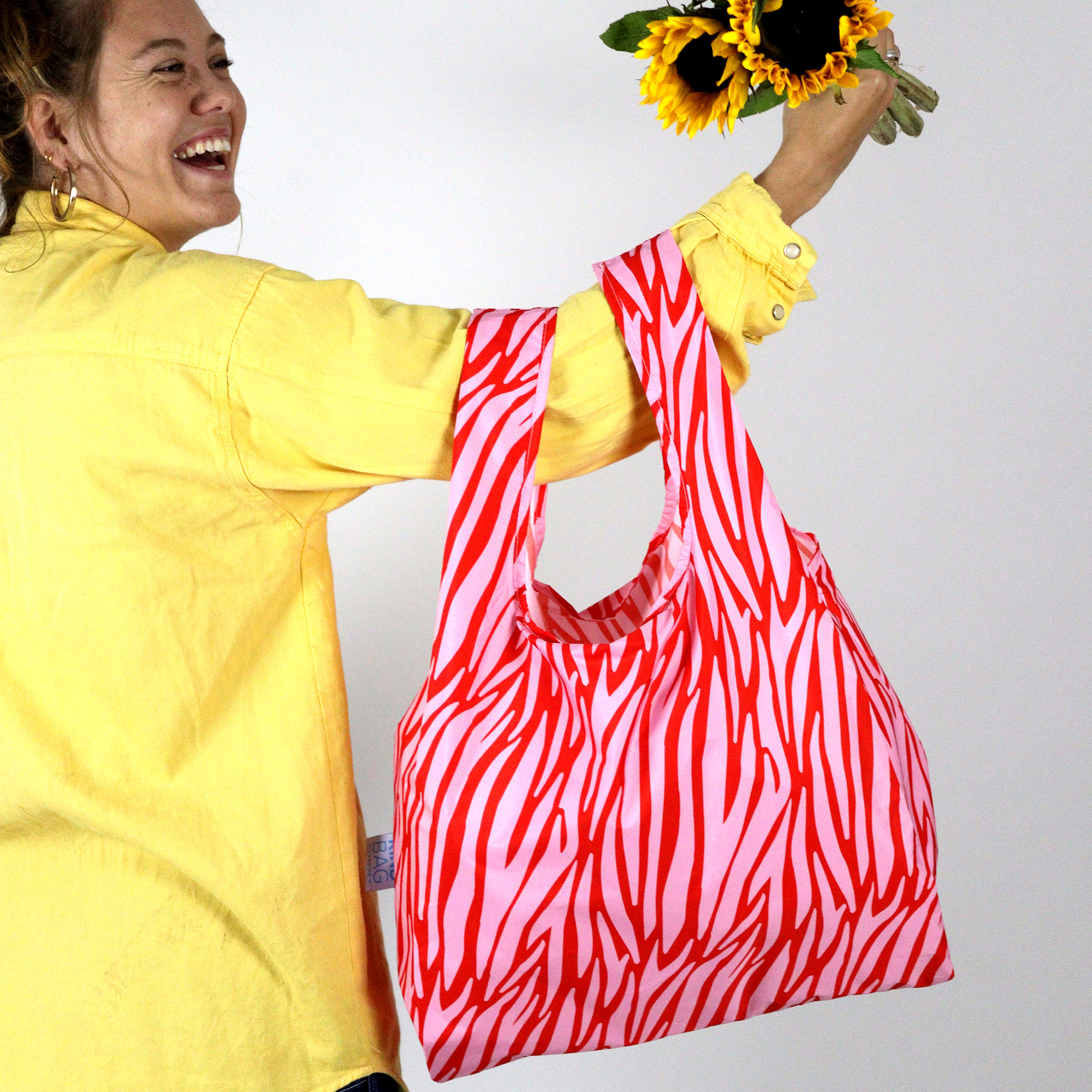Recycled Plastic Mesh Bags - Pack of 3 HOME | CL Kind Bag