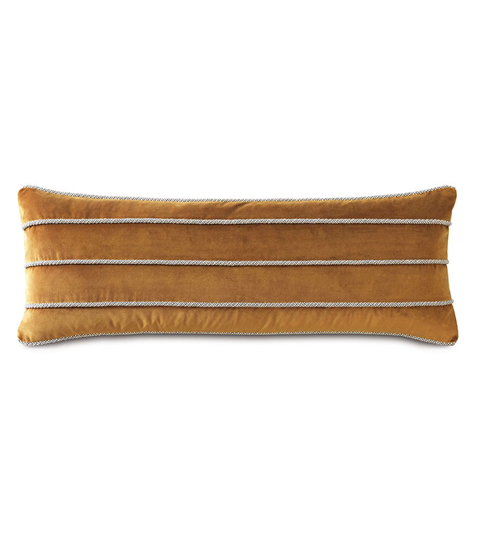 Image of pillow-channeled